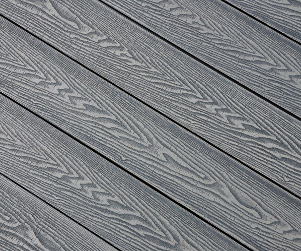 3D Deep Embossing Wpc Decking